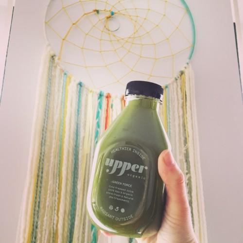 Upper Organic Juice
